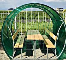 Новые садовые беседки Красавицы - Садовая мебель и декор в Усть-Лабинске