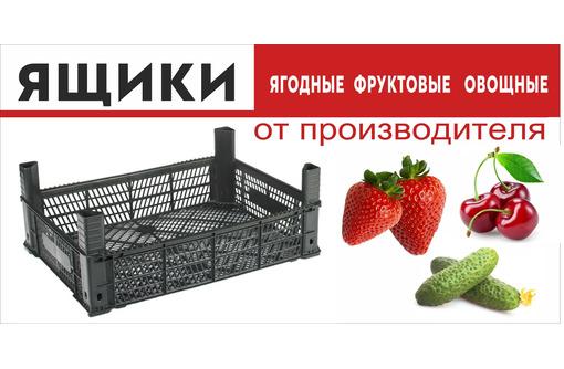 Ящик пластиковый (полимерный) - Продажа в Белореченске