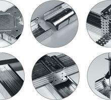 Профиль для гипсокартона направляющий ЕП (0,5мм), 27*28, 3м - Отделочные материалы в Краснодаре