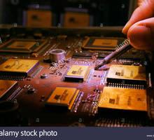 Ремонт электронных системных плат, плат управления - Компьютерные услуги в Краснодаре