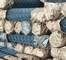 Сетка Оцинкованная рабица - Металлические конструкции в Тихорецке
