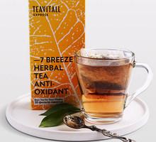 Greenway чай - teavitall express breeze 7 - Продукты питания в Краснодарском Крае