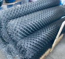 Сетка Рабица оцинкованная в рулонах - Металлические конструкции в Тихорецке