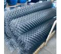 Сетка Рабица оцинкованная в рулонах - Металлоконструкции в Тихорецке