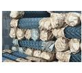 Сетка-рабица оцинкованная, прочная - Металлоконструкции в Славянске-на-Кубани