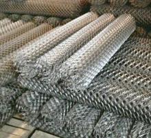 сетка рабица оцинкованная - Металлоконструкции в Курганинске