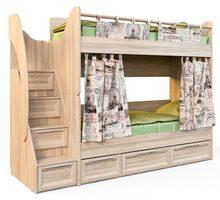 Кровать двухъярусная детская Шервуд - Мебель для спальни в Сочи