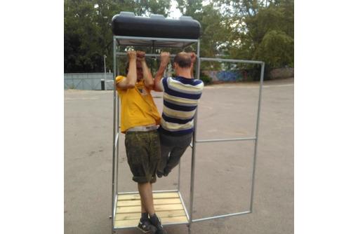 кабина уличного душа с баком и насадкой - Садовый инструмент, оборудование в Белореченске