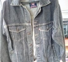 """Мужская джинсовая куртка """"Levis"""" - Мужская одежда в Краснодаре"""
