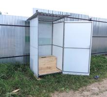 Туалет дачный. Доставка бесплатная - Ландшафтный дизайн в Курганинске