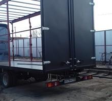 Ворота на газель, фуры и прицепы - Для грузовых авто в Краснодарском Крае