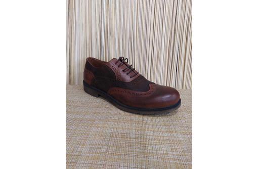 Кожаная обувь ОПТ и РОзница по оптовым ценам - Мужская обувь в Армавире
