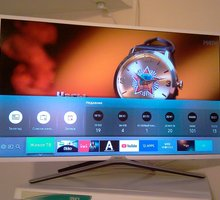 телевизор samsung SMART 40 дюйм - Прочая электроника и техника в Новороссийске