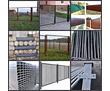 Садовые металлические ворота и калитки, фото — «Реклама Крымска»