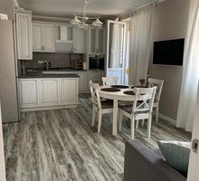 Квартира с современной планировкой и дизайнерским ремонтом в новом доме в Анапе - Квартиры в Анапе