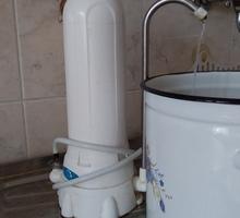 Фильтр для очистки воды бу настольный для кухонного крана - Прочая кухонная техника в Краснодаре