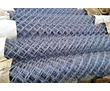 Сетка Рабица оцинкованная в рулонах оптом и в розницу, фото — «Реклама Горячего Ключа»