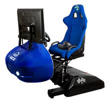VR автосимулятор с подвижным креслом для использования в помещении и на улице. - Продажа в Краснодарском Крае