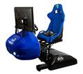 VR автосимулятор с подвижным креслом для использования в помещении и на улице. - Продажа в Тихорецке