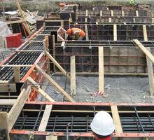 Строительство фундамента - Строительные работы в Туапсе
