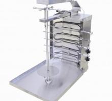 Аппарат для шаурмы, шашлыка Ф2ШмЭ - Оборудование для HoReCa в Краснодаре