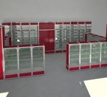 Изготавливаем стеллажи,витрины и прилавки - Строительные работы в Краснодаре