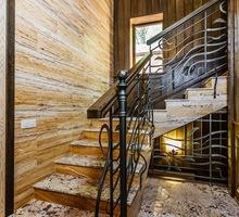 Натуральный камень - мрамор, гранит, травертин, оникс - Лестницы в Краснодарском Крае