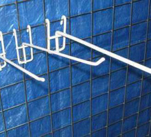 Крючки для сеток торговых, разных размеров, новые и б/у - Продажа в Краснодарском Крае