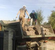 Вывоз строительного мусора с грузчиками - Вывоз мусора в Анапе