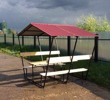 Беседка садовая Ирина - Садовая мебель и декор в Сочи