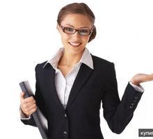 Требуется по работе  с Клиентами в офисе. - Менеджеры по продажам, сбыт, опт в Туапсе