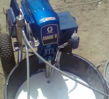 Аренда окрасочного аппарата Graco Mark V - Инструменты, стройтехника в Краснодаре