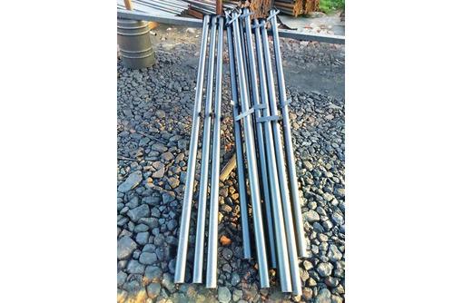 Продаются металлические столбы по низким ценам, фото — «Реклама Адлера»