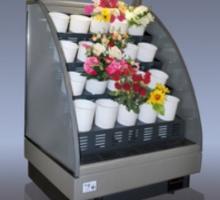 Цветочная витрина горка холодильная - Продажа в Краснодарском Крае