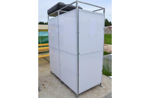 Душ летний или душ с тамбуром, все новое, заводское - Ландшафтный дизайн в Анапе