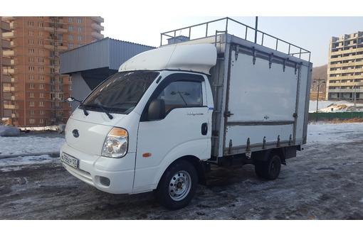 Продам грузовик КИА БОНГО 3 - Малый коммерческий транспорт в Анапе
