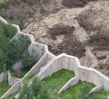 Проект противооползневых мероприятий - Проектные работы, геодезия в Сочи