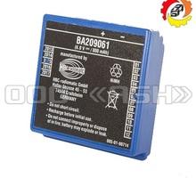 Аккумуляторная батарея HBC-Radiomatiс BA209061, BA209000 - 6.0V, 800 mAh. - Для грузовых авто в Тихорецке