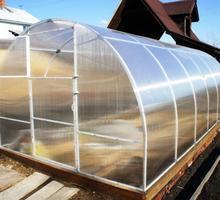 Теплицы с поликарбонатом с УФ защитой - Ландшафтный дизайн в Туапсе