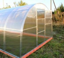 Предлагаем теплицы полукруглые усиленные - Ландшафтный дизайн в Приморско-Ахтарске