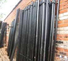 Прочные металлические столбы - Металлы, металлопрокат в Апшеронске