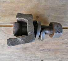Болт клеммный М22х75 в сборе новый и с/г - Металлы, металлопрокат в Краснодарском Крае