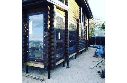 Защитные шторы для беседок и веранд - Предметы интерьера в Краснодаре