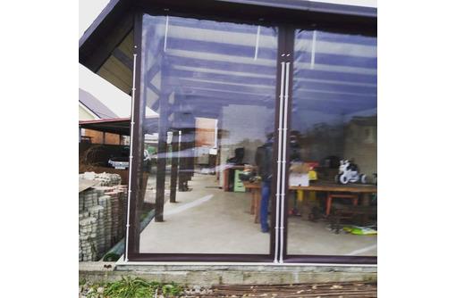 Защитные шторы для беседок, веранд, уличных кафе, террас - Окна в Краснодаре