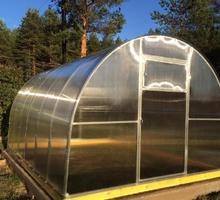 Предлагаем теплицы из поликарбоната - Садовый инструмент, оборудование в Новокубанске