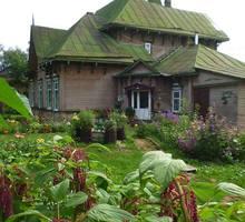 Дом - старинная усадьба 370 м2 (можно как гостиница или дача) - Коттеджи в Краснодарском Крае