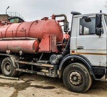 Услуги илососа - Грузовые перевозки в Краснодаре