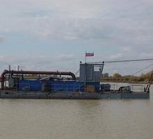 Услуги земснаряда - Грузовые перевозки в Краснодаре