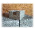 U-образный арболитовый блок - Кирпичи, камни, блоки в Краснодаре
