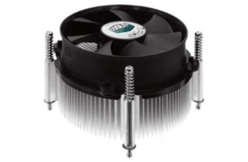 Вентилятор Cooler Master CP6-9HDSA-PL-GP Socket for 1156, фото — «Реклама Сочи»